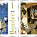 U.S. Postal Service Honors an African-American Artist