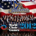Oakwood University Choir Wins Three Gold Medals at World Choir Games