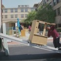 Howard University Donates Used Dorm Furniture to Schools in Central America