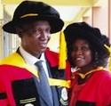 Married Couple Awarded Ph.D.s on Same Day at the University of Lagos