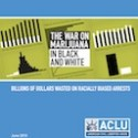ACLU Report Finds Huge Racial Disparity in Arrests for Marijuana Possession