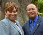 Cheryl Williams and Michael Bowie