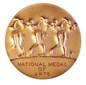 Three African Americans Presented With the National Medal of Arts