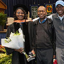 Black Student Among the First Five Doctoral Degree Recipients at Georgia College & State University