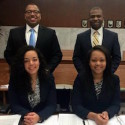 Washington and Lee University Black Law Students Win Mock Trial Competition