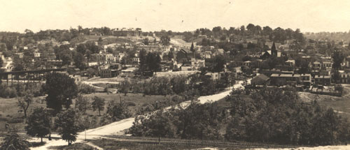 The Fulton District, c. 1925