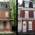 Penn Study Finds Fixing Up Abandoned Buildings in Inner Cities Can Reduce Crime Rates