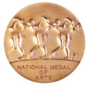 George Shirley Presented With the National Medal of Arts by President Obama