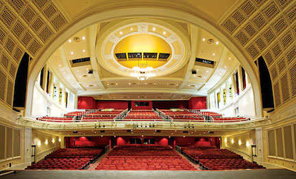 Aycok Auditorium, University of North Carolina at Greensboro