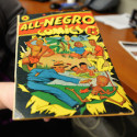 Virginia Commonwealth University Acquires Rare Copy of All-Negro Comics No. 1