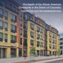 Georgetown University Study Documents Racial Disparities in Health Care in DC