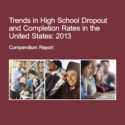 The Racial Gap in High School Dropout Rates and Completion Rates