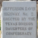 Monument to Jefferson Davis Removed From Texas State University Campus