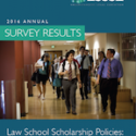 Racial Differences in Law School Scholarships and Debt Levels