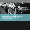 Report Finds Persisting Racial Discrimination in the Car-Buying Process