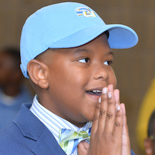 11-Year-Old Child Prodigy Receives Full Tuition Scholarship