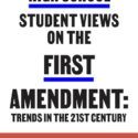 Northeastern University Study Find Racial Differences in Views on the First Amendment
