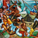 The Amistad Murals Come Home to Talladega College